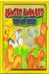 Jungle Animals Pop Up Book