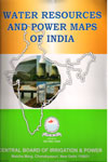 Water Resources and Power Maps of India