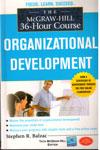 The McGraw Hill 36 Hour Course Organizational Development