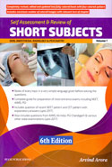 Self Assessment and Review of Short Subjects Skin Anesthesia Radiology and Psychiatry Volume 1