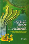Foreign Direct Investment in Different Sectors of Indian Economy