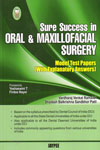 Sure Success in Oral and Maxillofacial Surgery Model Test Papers With Explanatory Answers
