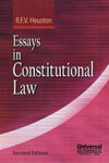 Essays in Constitutional Law