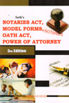 Notaries Act Model Forms Oath Act Power of Attorney