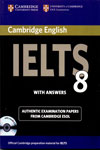 Cambridge IELTS 8 Examination Papers With Answer Edition