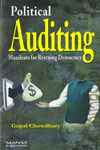 Poliitcal Auditing Manifesto For Rescuing Democracy