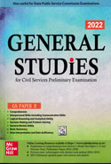 General Studies for Civil Services Preliminary Examination GS Paper II 2020