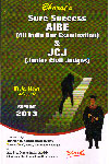 Sure Success AIBE All India Bar Examination and JCJ Junior Civil Judges