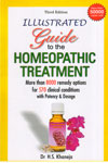 Illustrated Guide to the Homeopathic Treatment