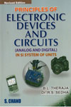 Principles of Electronic Devices and Circuits Analog and Digital in SI System of Units