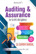 Auditing and Assurance for CA IPC Old Syllabus