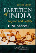 Partition of India Legend and Reality
