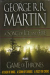 A Song of Ice and Fire Includes Game of Thrones In 4 Vols