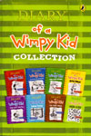 Diary Of A Wimpy Kid Collection Set Of 8 Books
