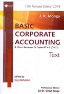 Basic Corporate Accounting Text and Assignments In 2 Vols