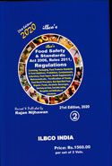 Food Safety And Standards Act 2006 Rules 2011 Regulations In 2 Vols