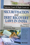 Supreme Court and High Courts on Securitisation and Debt Recovery Laws in India In 2 Vols