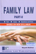 Family Law Part II