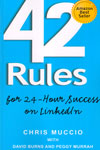 42 Rules For 24 Hour Success on Linkedln
