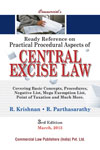 Ready Reference on Practical and Procedural Aspects of Central Excise Law
