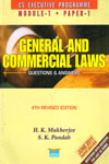 General and Commercial Laws CS Executive Programme Module 1 Paper 1