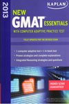 New GMAT Essentials With Computer Adaptive Practice Test