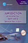 Jurisdiction of Income Tax Delhi Vat and Service Tax in Delhi 2016-17