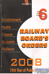 Railway Boards Orders 2008