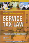 Ready Referencer on Practical and Procedural Aspect of Service tax Law