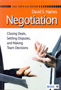 Negotiation Closing Deals Settling Disputes and Making Team Decisions