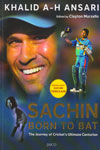 Sachin Bron To Bat