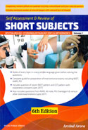 Self Assessment and Review of Short Subjects Ophthalmology Otorhinolaryngology ENT and Orthopaedics Volume 2