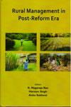Rural Management in Post Reform Era