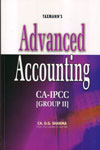 Advanced Accounting CA IPC Group II