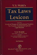 Tax Laws Lexicon