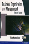 Business Organization and Management Text and Cases
