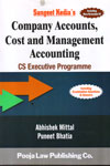 Company Accounts Cost And Management Accounting For CS Executive Programme