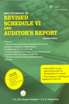 Practice Manual On Revised Schedule VI And Auditors Report