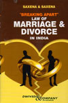Breaking Apart Law of Marriage and Divorce in India