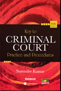 Key to Criminal Court Practice and Procedures