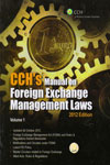 CCHs Manual on Foreign Exchange Management Laws In 2 Volume