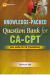 Knowledge Packed Question Bank For CA CPT Also Useful For CS Foundation