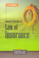 General Principles of Insurance Law