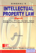 Intellectual Property Law Part II