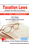Taxation I Based on New Syllabus
