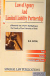Law of Agency and Limited Liability Partenership