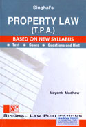 Property Law TPA Based on New Syllabus