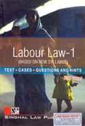 Labour Law 1 Based on New Syllabus