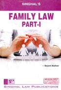 Family Law Part I