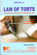 Law of Torts Including Consumer Protection Act